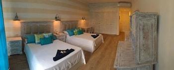 A(z) Hotel Coco Rio hotel fényképe itt: Playa del Carmen