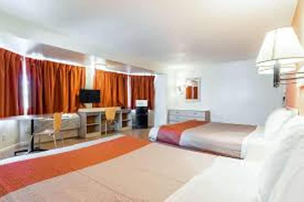 Paaugstināta komforta luksusa numurs, 2 divguļamās karalienes gultas, nesmēķētājiem - Viesu numurs