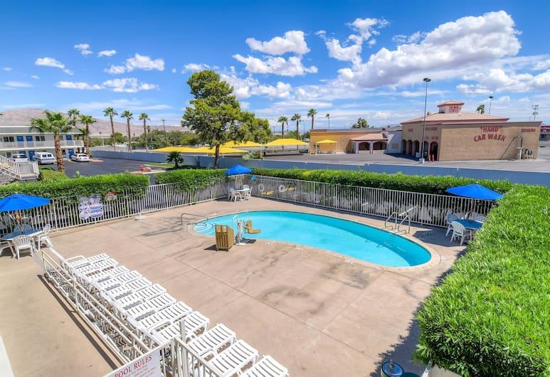 Motel 6 Las Vegas - Boulder Highway, Las Vegas, Bassein