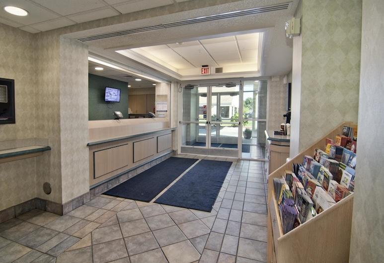 Motel 6 Brooklyn Center, MN - Minneapolis, Brooklyn Center, Lobby