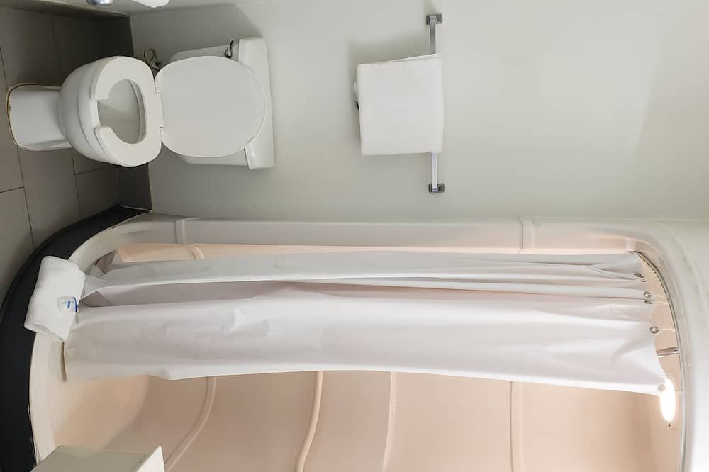 Standardní pokoj, 2 dvojlůžka, nekuřácký - Vybavení koupelny