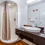 Стандартний номер-люкс, 1 ліжко «квін-сайз», для некурців - Ванна кімната