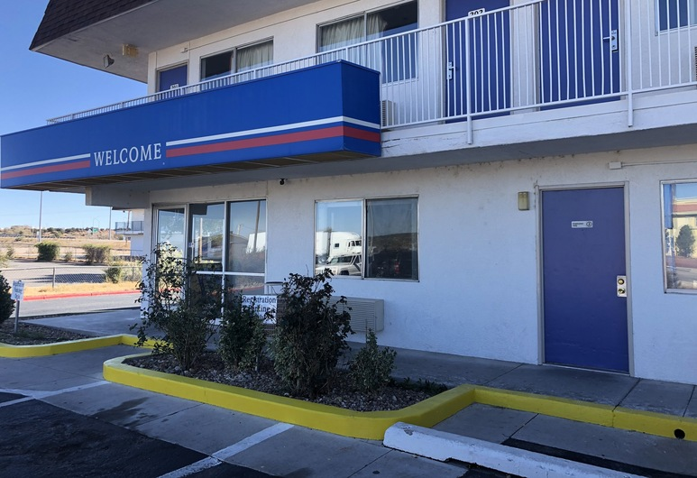 Motel 6 Santa Rosa, NM, Santa Rosa, Exteriér