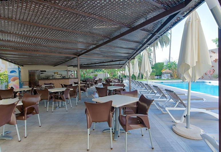 Royal Al-Andalus, Torremolinos, Poolbar