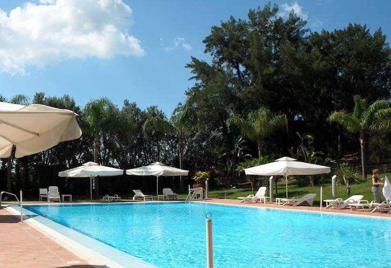 Hotel della Valle, Αγκριτζέντο, Πισίνα