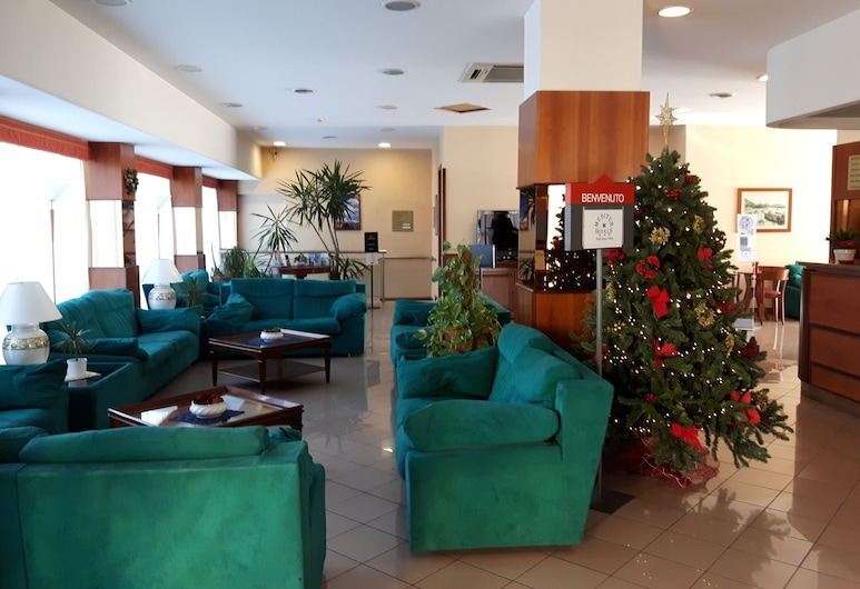 Hotel Ognina Catania, Catania, Puhkeala fuajees