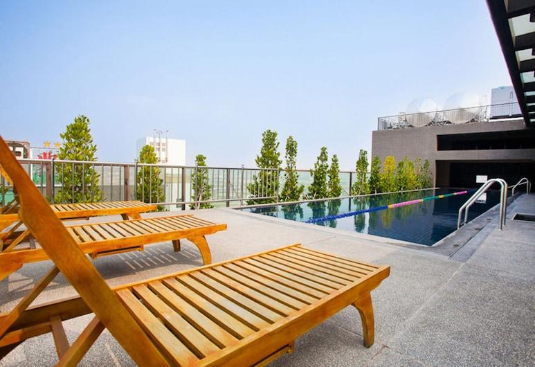 Taichung Maison de Chine-Pin Chen Building, Taichung, Outdoor Pool