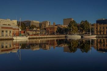 在霍巴特(及其周边地区)的霍巴特旅游宾馆照片