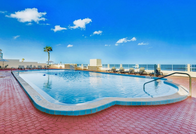 Quality Inn Daytona Beach Oceanfront, Daytona Beach, Outdoor Pool