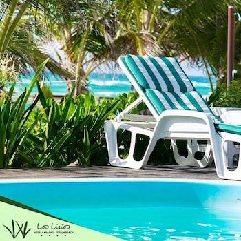 Bild vom Hotel Cabanas Los Lirios Tulum in Tulum