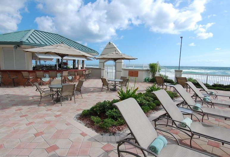 Daytona Beach Resort & Conference Center, Daytona Beach, Poolside Bar