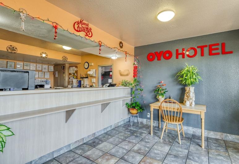OYO Hotel Houston Southwest I-69, Houston, Recepción