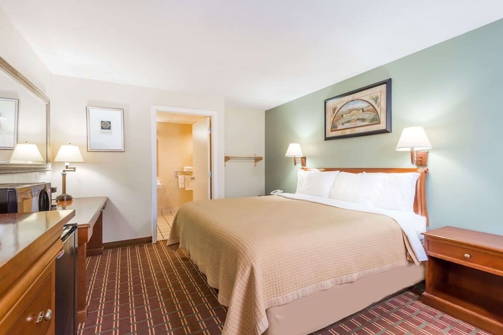 Standard Room, 1 King Bed, Accessible, Non Smoking - Guest Room