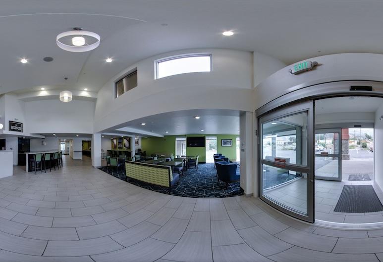 Clarion Inn & Suites Cedar City Gateway to National Parks, סידר סיטי, טרקלין הלובי