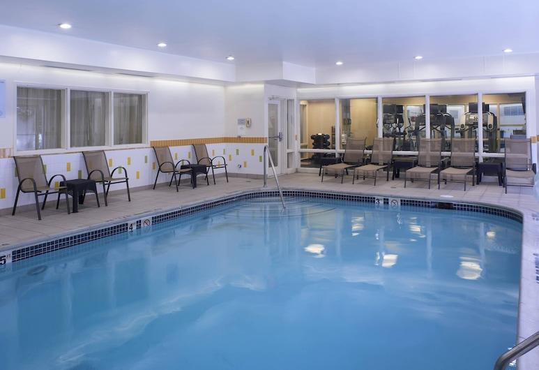 Fairfield Inn & Suites by Marriott Detroit Farmington Hills, Farmington Hills, Piscine