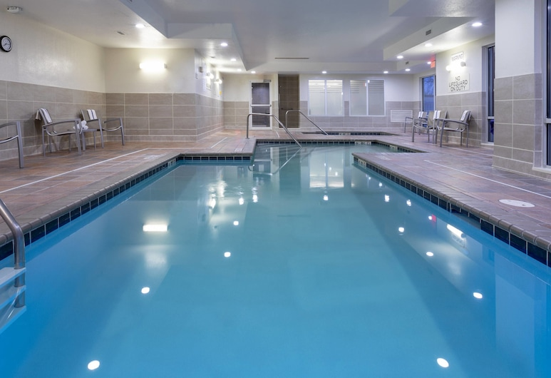 SpringHill Suites by Marriott Rochester-Mayo Clinic/St Marys, Rochester, Indoor Pool
