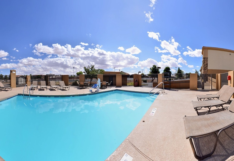 Clarion Inn Page - Lake Powell, Page, Piscina al aire libre