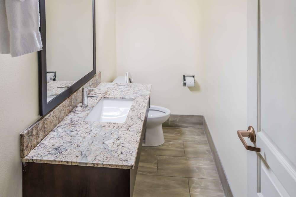 Standardzimmer, Nichtraucher - Badezimmer