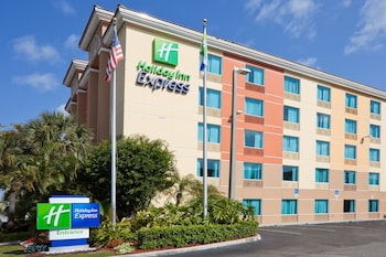 Hình ảnh Holiday Inn Express Ft. Lauderdale Cruise-Airport tại Fort Lauderdale
