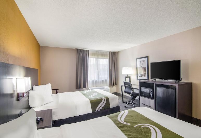 Quality Inn near University of Mobile, Saraland, Habitación, 2 camas dobles, para no fumadores, Habitación