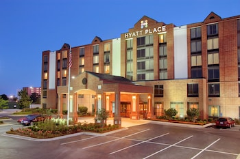 Book this In-room accessibility Hotel in Overland Park