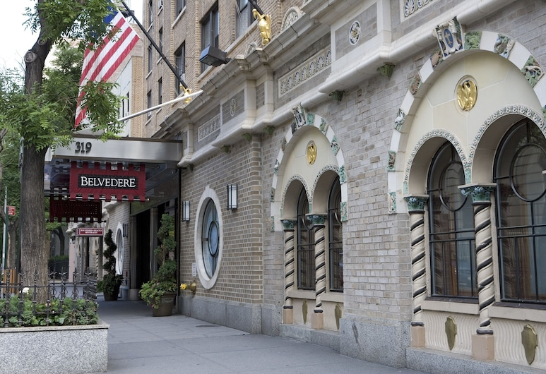 The Belvedere Hotel, Nova York