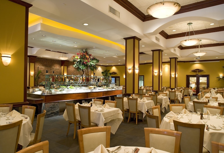 ザ ベルヴェデーレ ホテル, ニューヨーク, レストラン