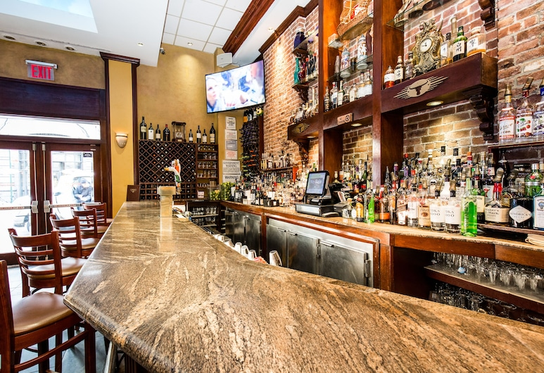 The Belvedere Hotel, New York, Hotelbar