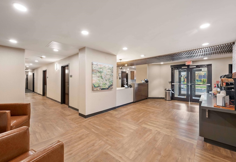 Extended Stay America - Charlotte - University Place, Charlotte, Lobby