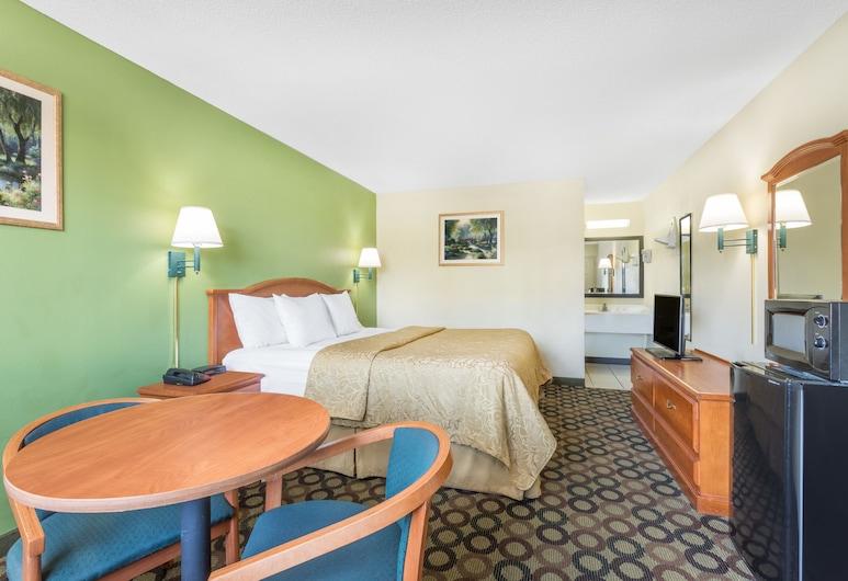 Rodeway Inn, Ashburn, Værelse - 1 kingsize-seng, Værelse