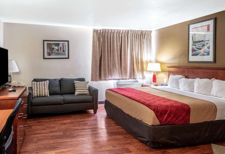 Econo Lodge, קנון סיטי, חדר אורחים