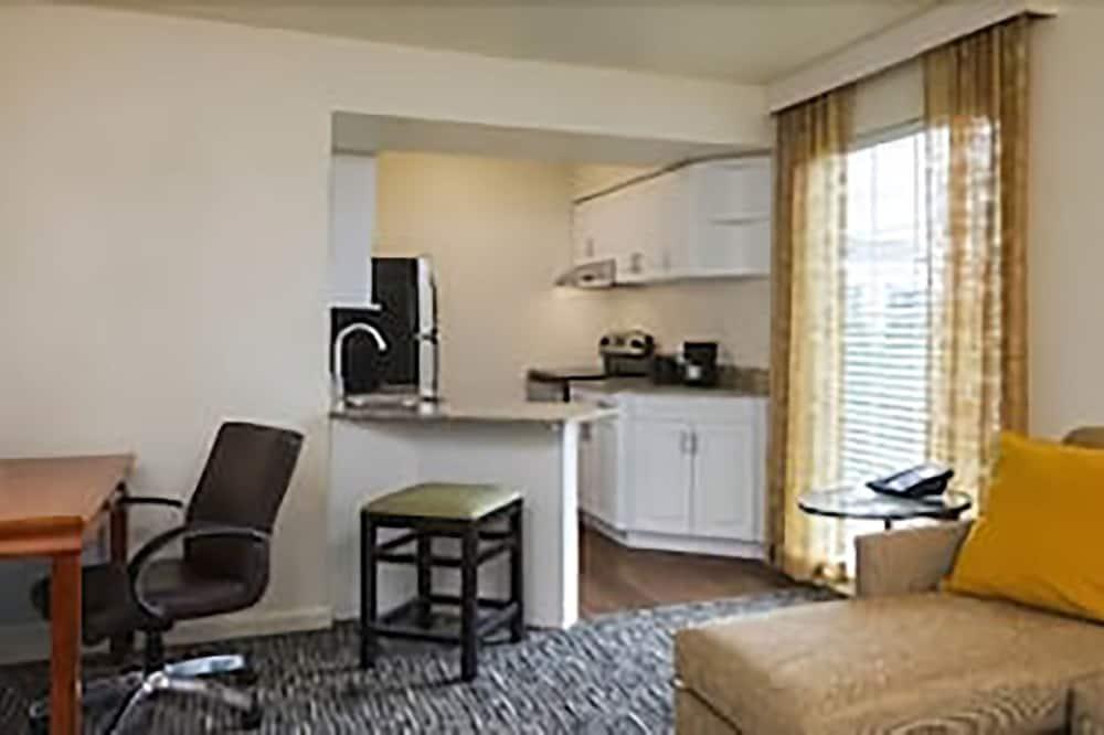 套房, 1 間臥室, 無障礙 - 客廳