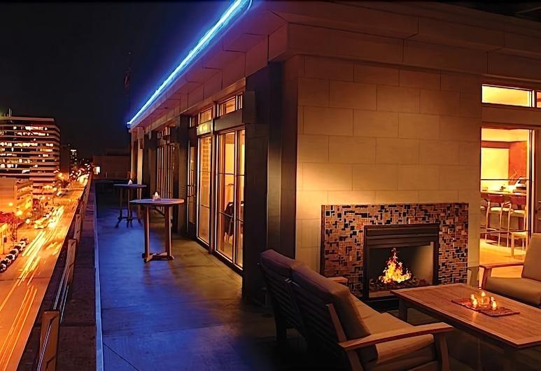 Hotel Metro, Milwaukee, Terrace/Patio