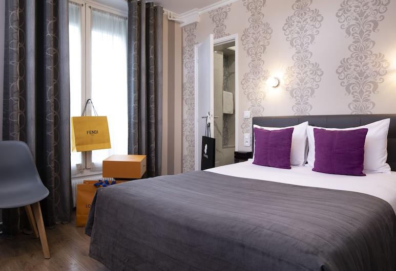 日內瓦酒店, 巴黎, 單人房, 客房