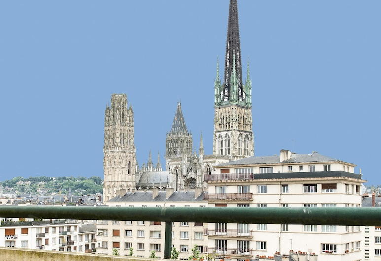 ibis Styles Rouen Centre Cathedrale, Rouen, Standard Room, 1 Twin Bed, Terrace/Patio