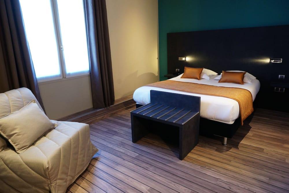 Family Δωμάτιο (3 pax) - Δωμάτιο επισκεπτών
