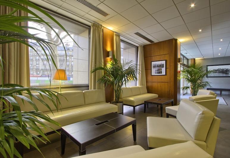 Timhotel Berthier Paris 17, Paris, Lobby Sitting Area
