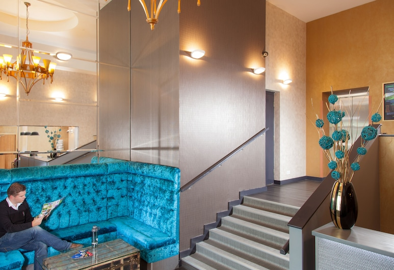 Handels Hotel Temple Bar by thekeycollections , Dublin, Ingang binnen