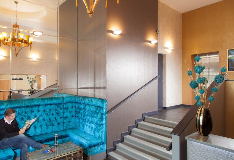 Handels Hotel Temple Bar by thekeycollections , Dublin, Interior Entrance