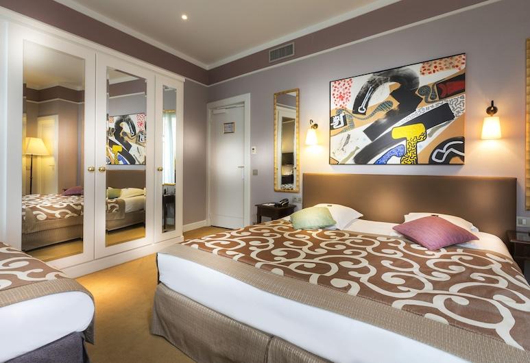 Hôtel du Bois Champs-Elysées, Parigi, Tripla Premium, Camera