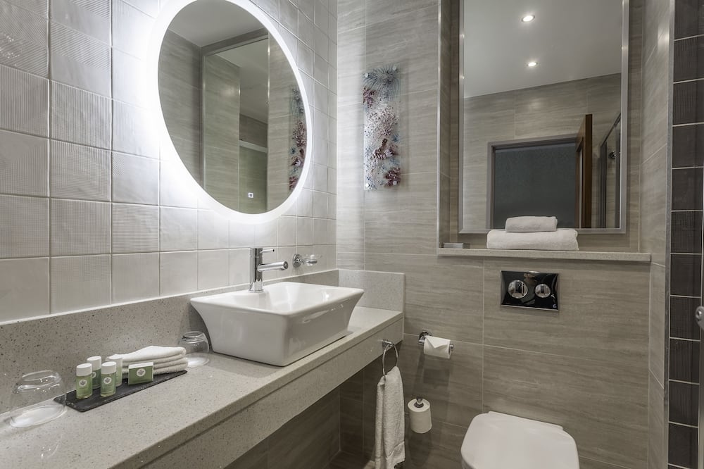 デラックス シングルルーム - バスルーム