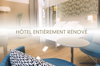 Enter your dates to get the Dijon hotel deal