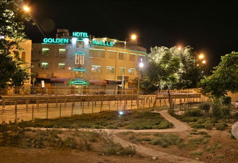 The Golden Walls Hotel, Yerusalem