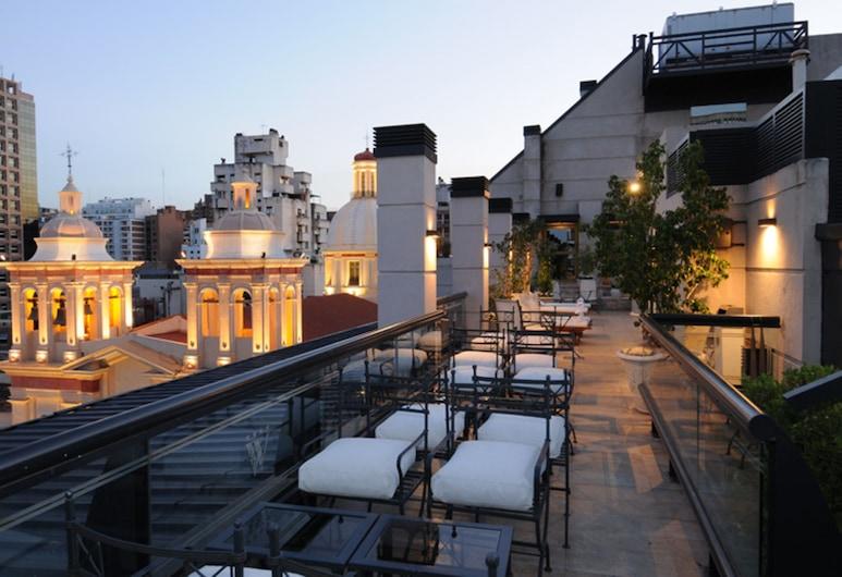 Windsor Hotel And Tower, Córdoba, Teras/Veranda