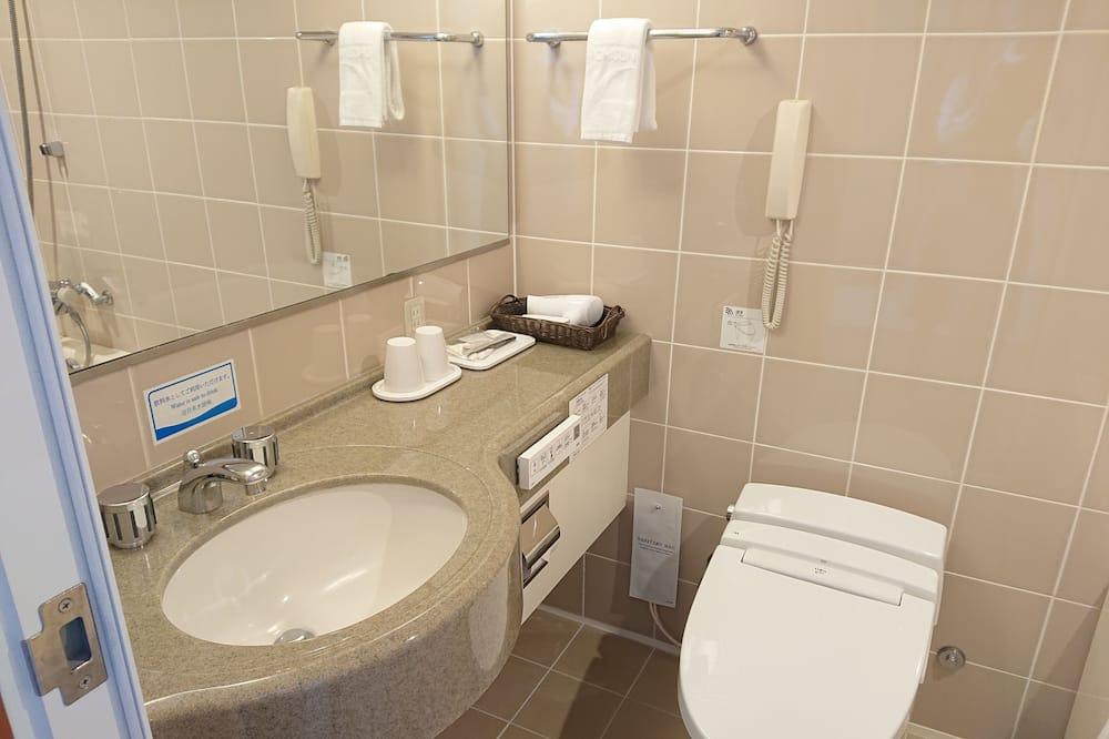 スタンダード ツインルーム 禁煙 - バスルーム