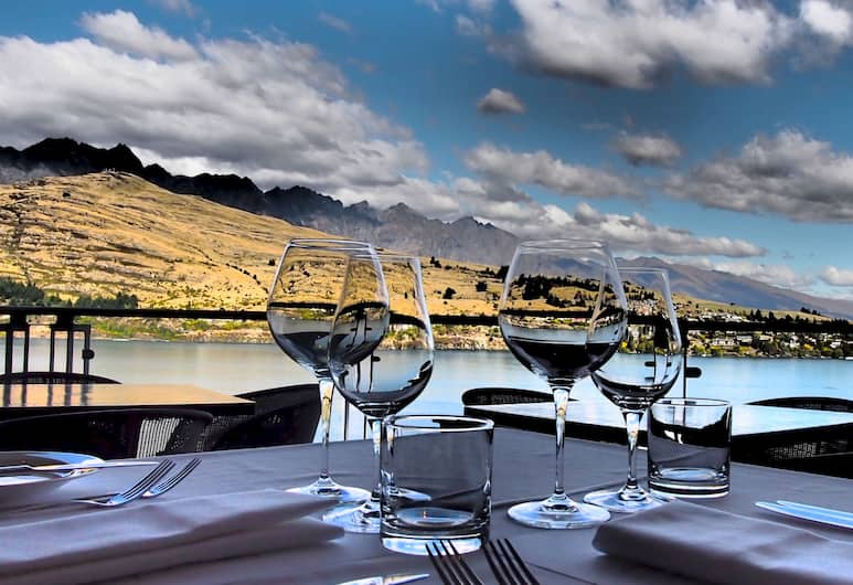The Rees Hotel and Luxury Apartments, Queenstown, Outdoor Dining
