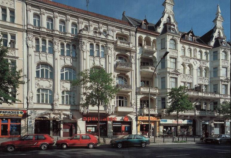 Hotel Schöneberg, Berlin, Hotelfassade
