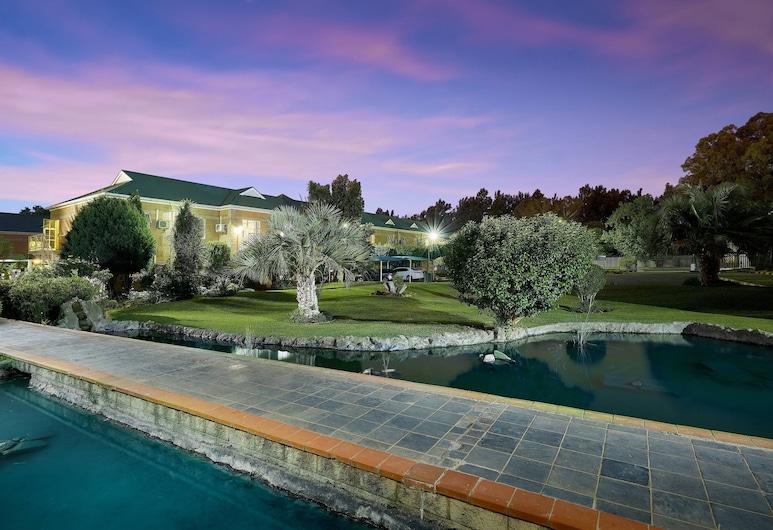 克莱克斯多普万豪普罗蒂酒店, 科勒科斯岛坡, 屋顶露台