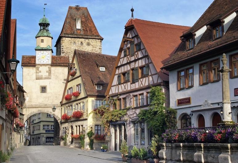 Romantik Hotel Markusturm, Rothenburg ob der Tauber