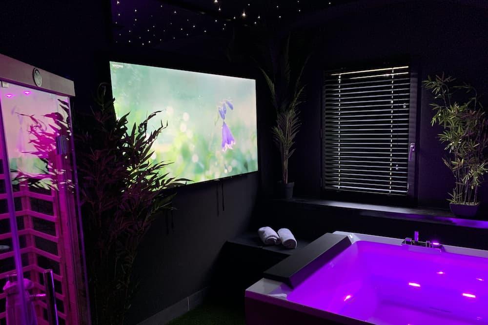 Room with Private Spa Access 60 min - Private spa tub